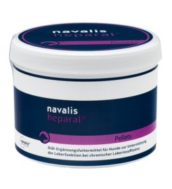 navalis heparal® DOG Pellets